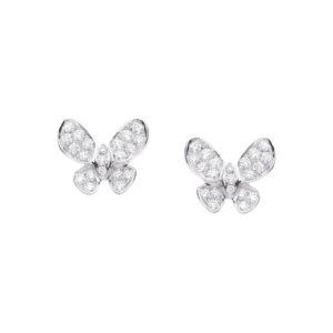 IMG_9609 brincos borboleta em ouro branco com diamantes
