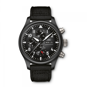 IW389101 Pilot's Watch Chronograph TOP GUN_1811398 1